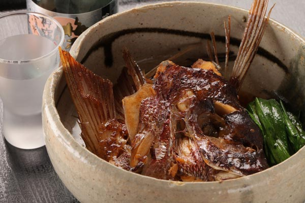 桜鯛焼き物